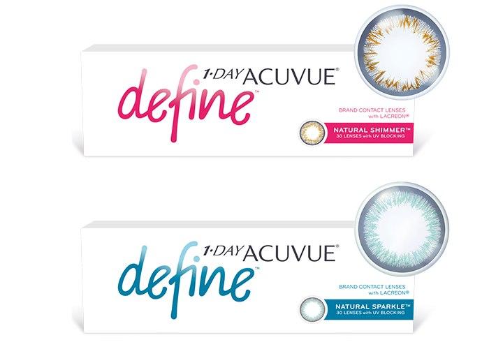 Acuvue Define (30шт.)