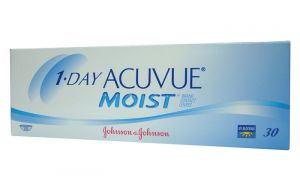 One Day Acuvue Moist (30шт.)