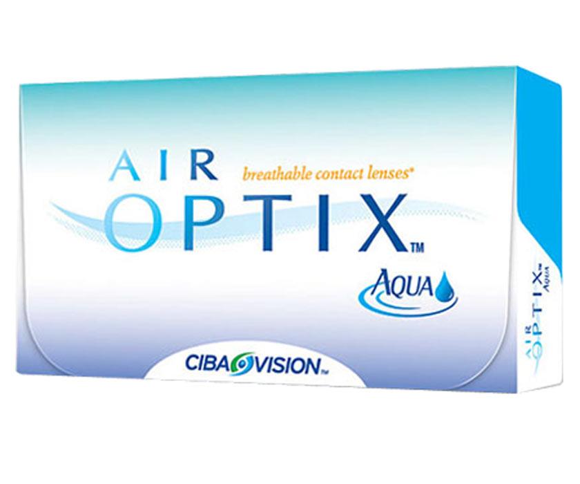 AirOptix Aqua (6шт.)