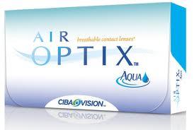 AirOptix Aqua (3шт.)