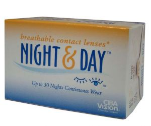 Air Optix Night&Day ( Focus Night&Day) 3шт.