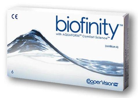 Biofinity (6 шт.)