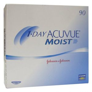 One Day Acuvue Moist (90шт.)