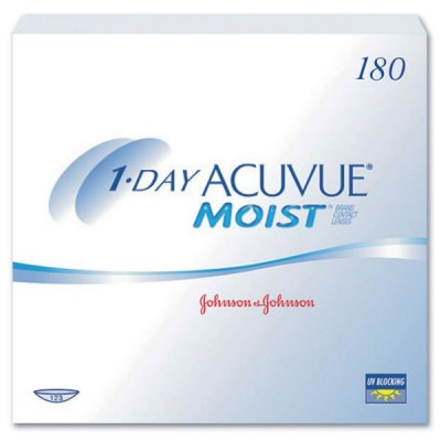 One Day Acuvue Moist (180шт.)