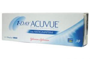 One Day Acuvue for Astigmatism (30шт.)