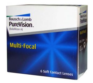PureVision Multifocal (6шт.)
