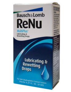 Капли ReNuMultiPlus 8ml